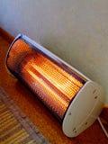 电发光的加热器 库存照片