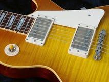 电吉他 图库摄影