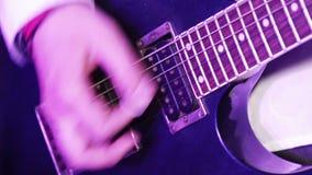 电吉他使用 影视素材