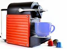 电咖啡 免版税库存照片