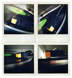 电唱机 免版税图库摄影
