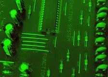 电子元件板材  库存照片