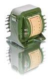 电子变压器 免版税库存图片