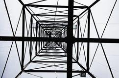 电子塔 免版税库存照片