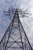 电子塔 库存图片