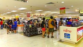 电子存储在香港 免版税库存照片
