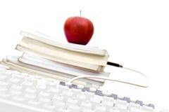 电子教学 免版税库存照片