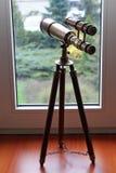 电子望远镜 免版税库存照片