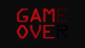 电子游戏在(HD) 向量例证