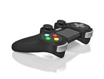 电子游戏控制台的Gamepad joypad 免版税库存照片