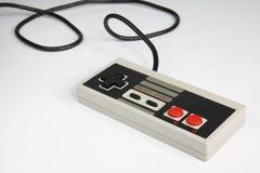 电子游戏控制器 免版税图库摄影