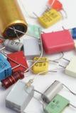 电子的要素 免版税库存照片