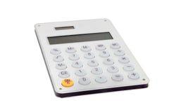 电子的计算器 免版税库存照片