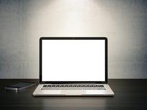 电子设备 免版税库存照片