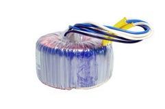电子超环面的变压器 免版税库存图片