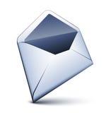 电子邮件图标 免版税图库摄影