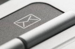 电子邮件符号 库存图片
