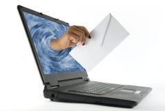 电子邮件 免版税库存图片