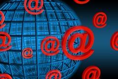 电子邮件 向量例证