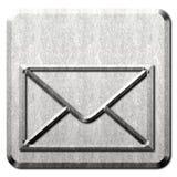 电子邮件邮件标志 免版税图库摄影