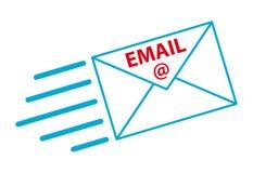电子邮件 免版税图库摄影