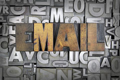 电子邮件 库存照片