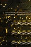 电子04个董事会的电路 库存图片