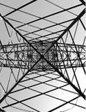 电定向塔钢 库存照片
