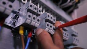 电工连接导线 股票视频