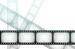 电影之夜卷特殊 免版税库存图片