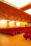 电影供以座位剧院 库存图片