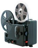 电影放映机 免版税库存照片