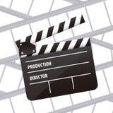 电影象 免版税图库摄影