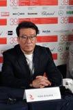 电影Youn Je Kuoyn导演和生产商 免版税图库摄影