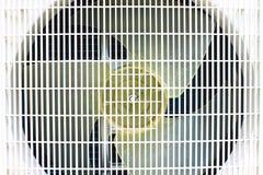 电扇aircondition 库存例证