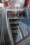 电梯全国越野障碍赛马剧院 免版税图库摄影