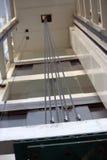 电梯坑 免版税图库摄影