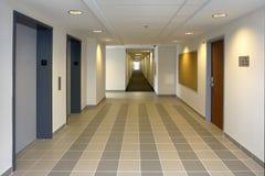 电梯大厅 免版税库存图片