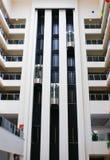 电梯高旅馆速度 库存图片