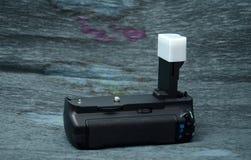 电池夹子 免版税库存图片