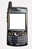 电池微型个人计算机电话 图库摄影