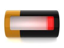 电池模型 库存图片