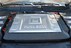 电池燃料 免版税库存图片
