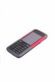 电池现代电话 免版税库存照片
