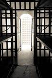 电池监狱 库存图片