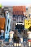 电池离子锂 免版税库存图片