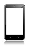 电池通用电话屏幕接触 免版税库存图片