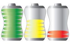 电池 免版税图库摄影