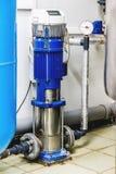 电泵水 免版税库存图片