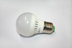 2电灯泡光 免版税库存照片